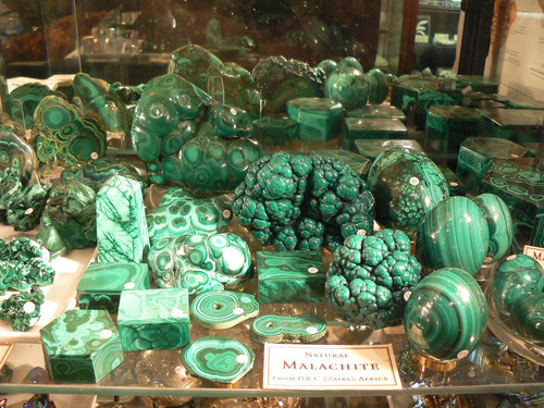 Malachite is often used to protect against negative energy, and is also used to inspire creativity and enhance intuitive abilities.  It is also used to align one's path with life's synchronicities, and has power over coincidence. -- Malachite Meaning and Uses