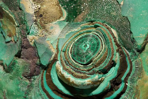 Malachite aligns with the Heart Chakra and the Solar Plexus Chakra. -- Malachite Chakra
