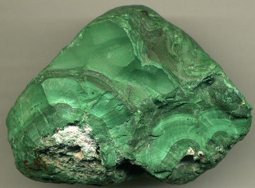 Malachite dust was even used as eye shadow, and in Czarist Russia it was used to decorate cathedrals. -- Malachite Meaning and Uses