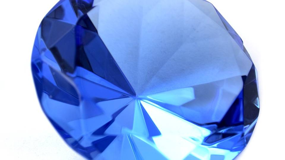 The Buddhists believe sapphire can assist in facilitating spiritual insight and enlightenment, as it is a stone that lends itself well to the seeking of spiritual truths. -- The Meaning of Sapphire