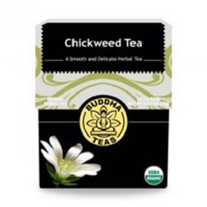Chickweed Tea by Buddha Teas
