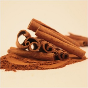 Cinnamon Sticks and Crushed Cinnamon - Cinnamon Magical Properties - Elune Blue (300x300)