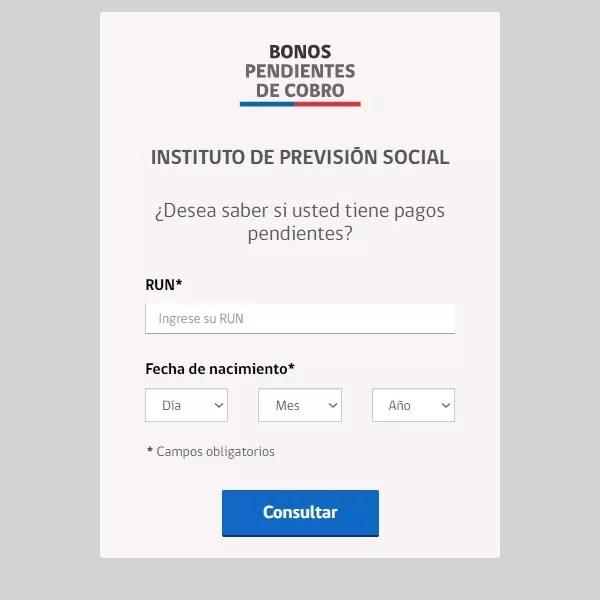 Bonos Pendientes HAHAK0010123A