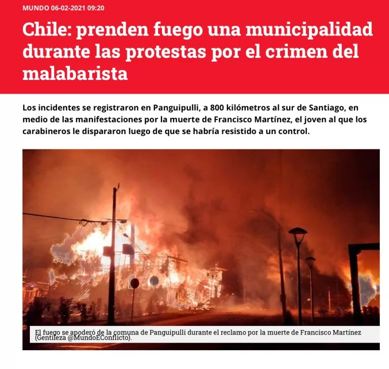 Crónica – Argentina