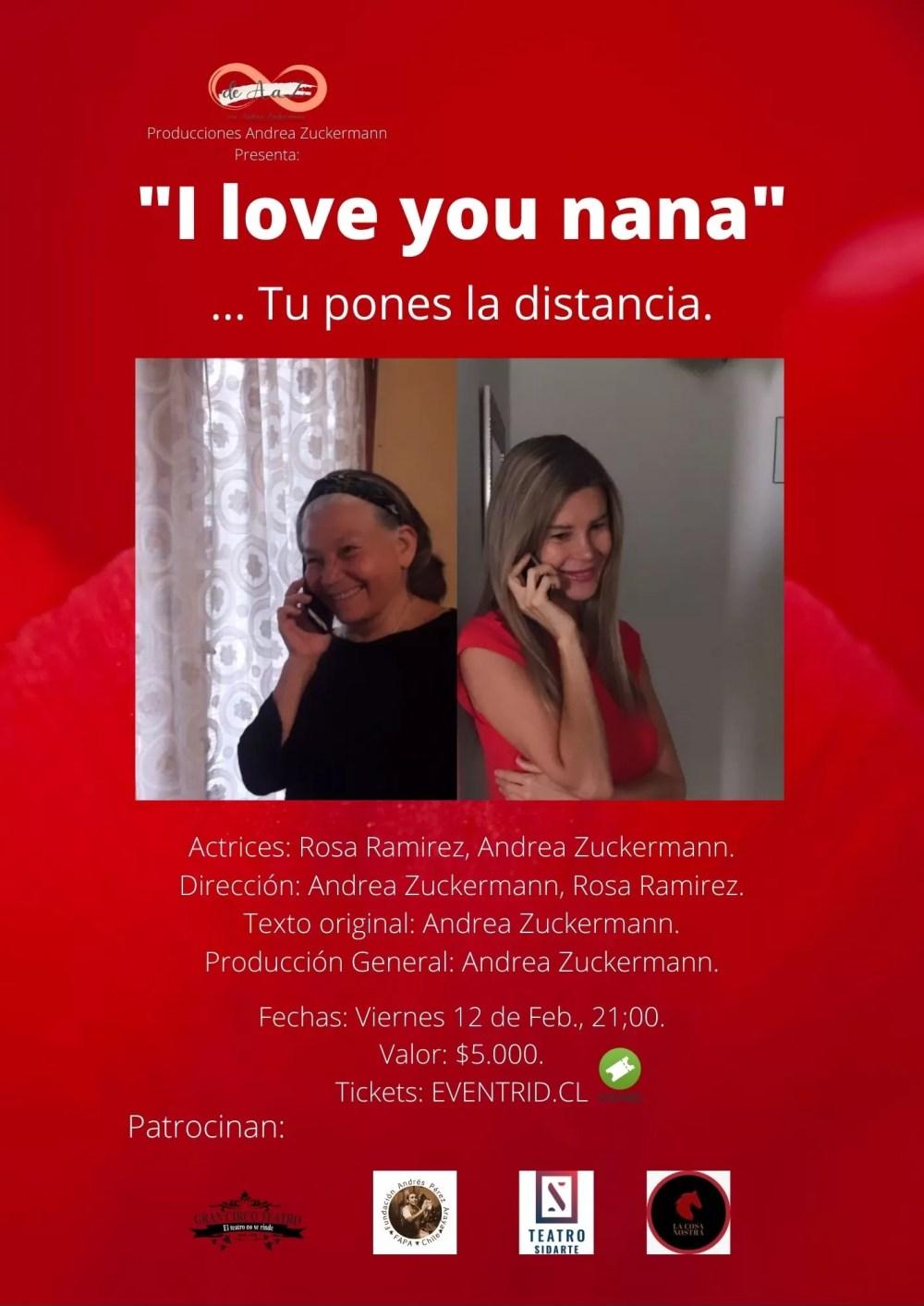 I love Nana ABBJ001