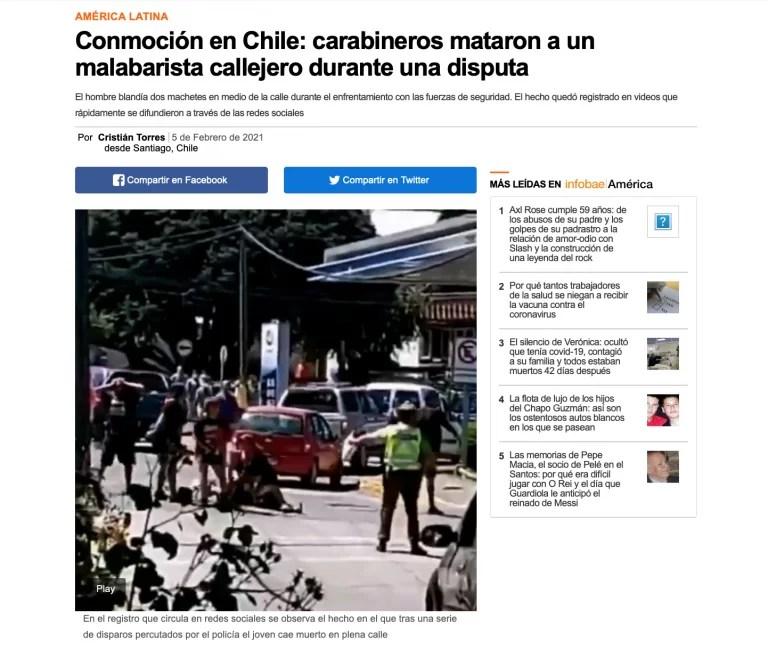 Infobae – Argentina
