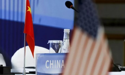 China Estados Unidos A 9979