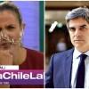 Gonzalo Fuenzalida peló a Julia Vial 888755