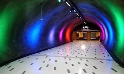 Tunel metro LGBTI uno