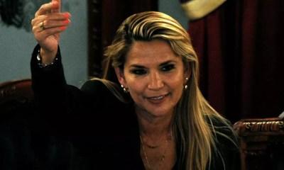 Jeanine Áñez ABadas
