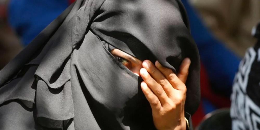 Mujeres en Afganistan .50s9981