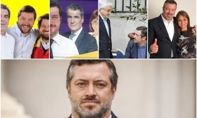 Sebastian Sichel pasado, presente político