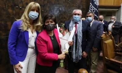 Ximena Rincón presidenta del senado 2508202