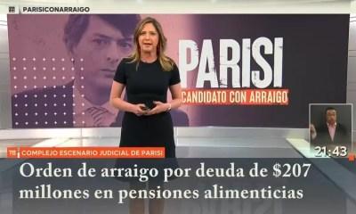 Franco Parisi papito corazón AKKA1 AJs