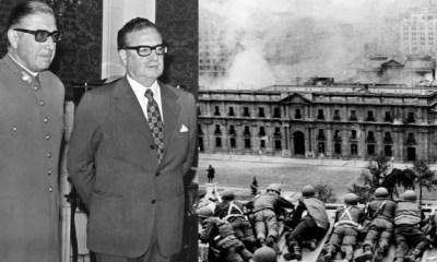 Minuto a minuto de cómo Pinochet traicionó a Chile a través de un cobarde Golpe de Estado 747572612e6a7067