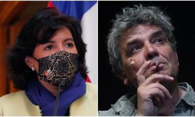 Yasna Provoste y Alejandro Goic AGGGBNW