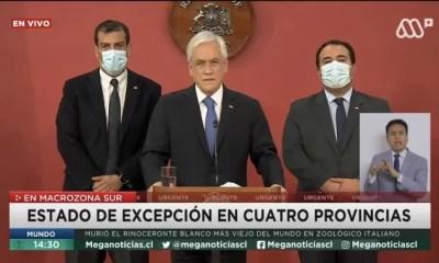 Piñera y los militares