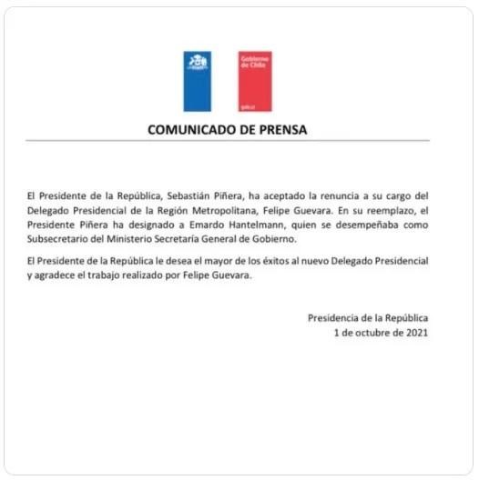 felipe-guevara-comunicado 01102021