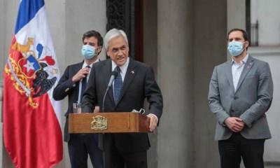 pandora papers sebastian piñera AAGG133 -CHILE-TW
