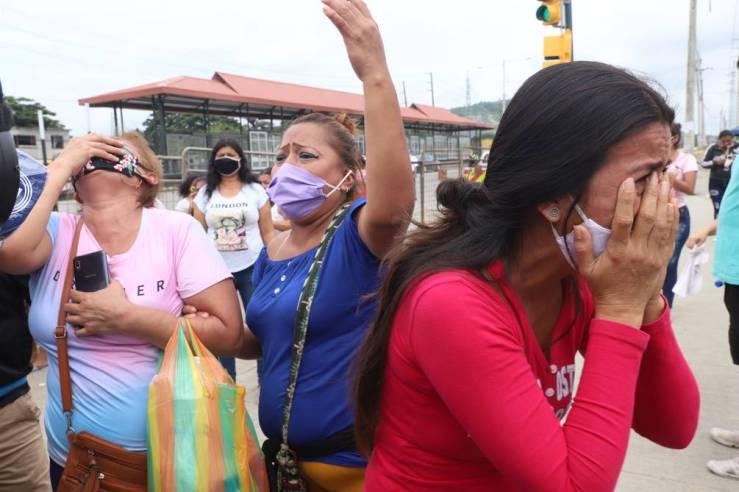 Reos decapitados y descuartizados en cárceles de Ecuador por disputa de  liderazgo entre organizaciones delictivas | Seguridad | Noticias | El  Universo