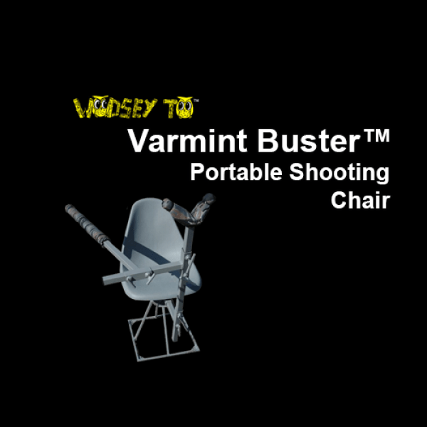 hunting seats and chairs human touch massage chair costco varmint buster portable shooting elevated more views