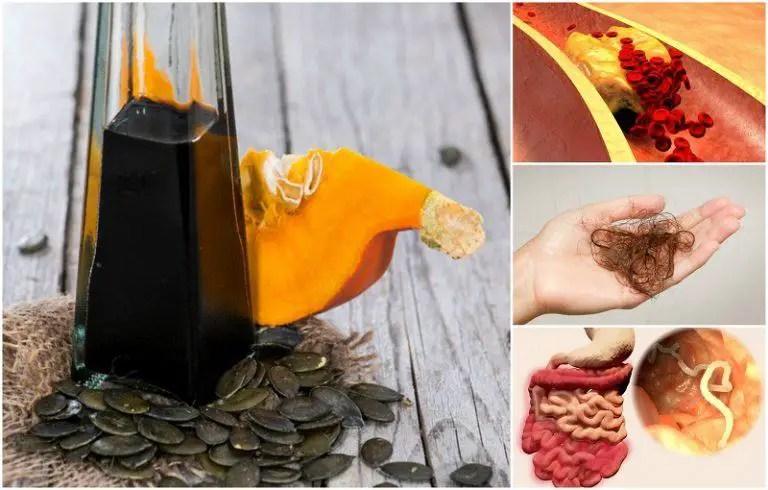 12 razones notables que necesita para tratar de aceite de semilla de calabaza