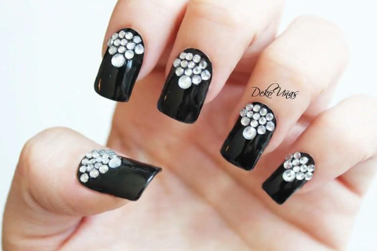 30 ideas simples y fáciles de decoración de uñas - ElUtil