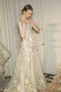 Wedding dress style: Valentino wedding dress 2014