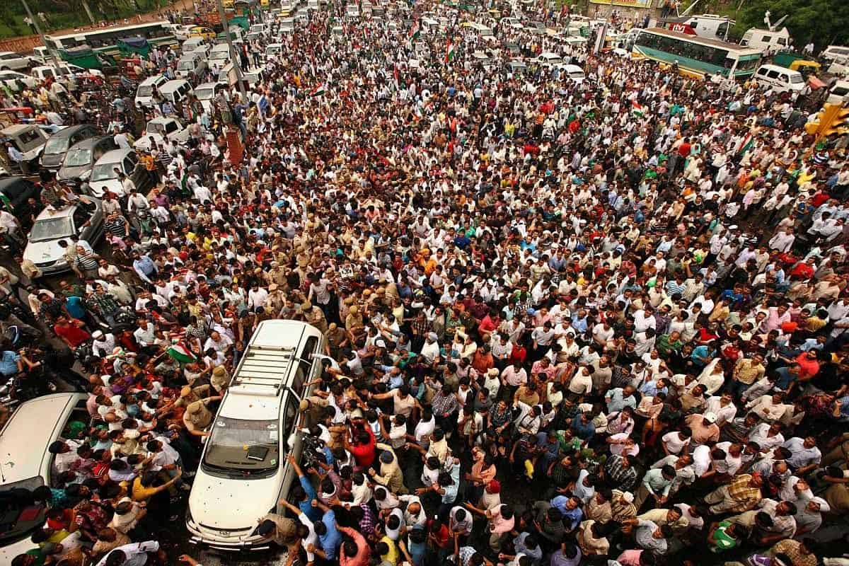 overpopulation in asia