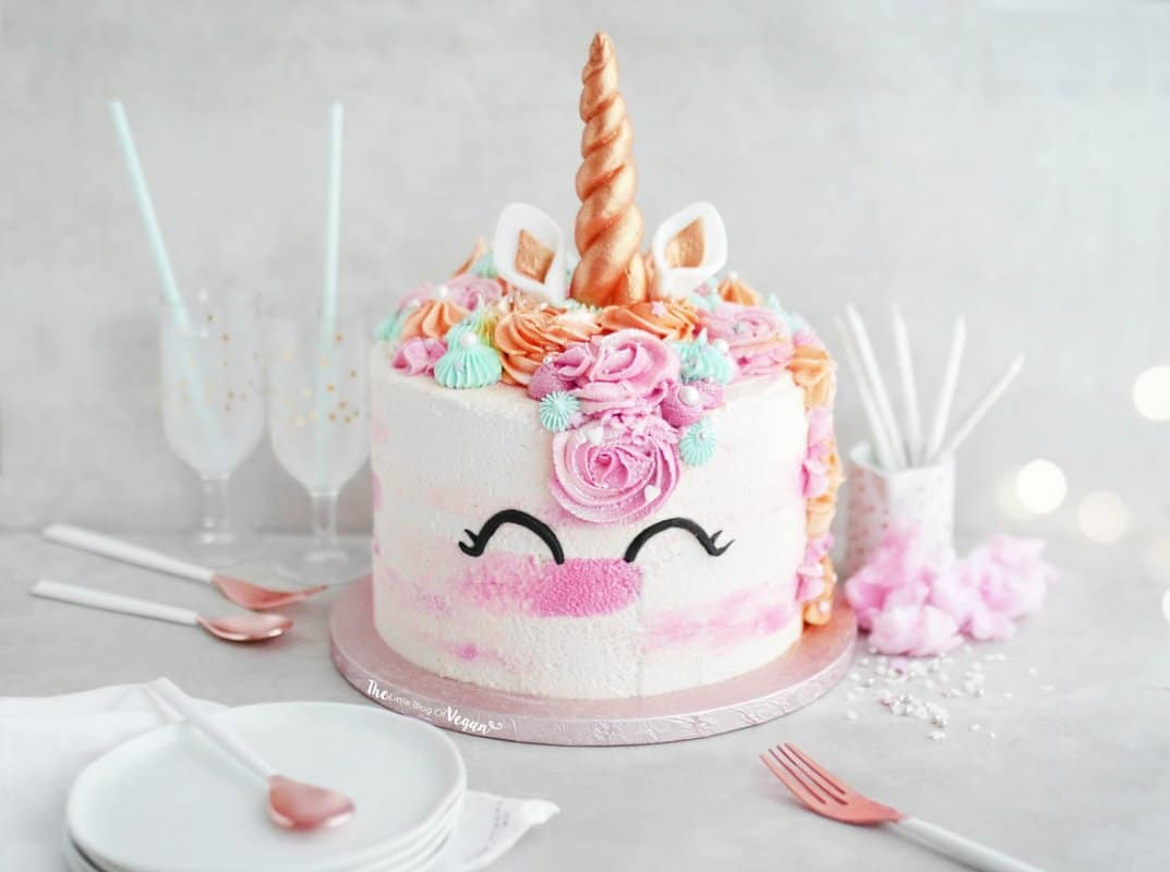 30 Beautiful Vegan Birthday Cake Recipes For Super