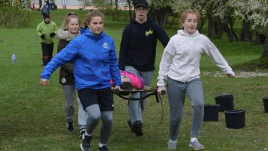 Photo of Päästealane võistlus kutsus koolinoori üle terve Eesti Rõngusse