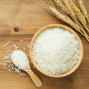 Spaanse rijst en deegwaren