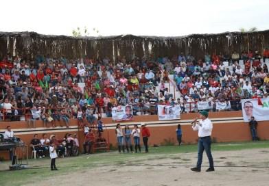 César Abarca Gutiérrez, encabeza las preferencias de candidatos a la diputación federal