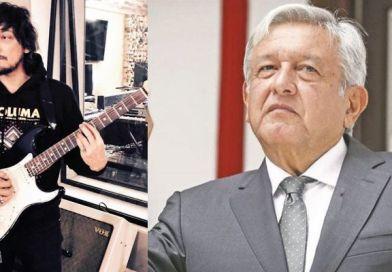"""No seas """"maricón"""" le dice León Larregui a AMLO"""