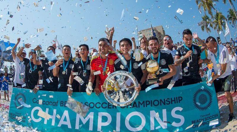 ¡México, nuevo campeón de Concacaf!