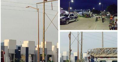 Hombre intentó lanzarse de torre en San Vicente