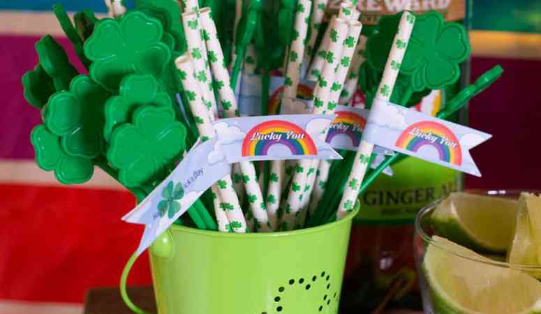 Free St. Patrick's Day Printables – Lucky You!