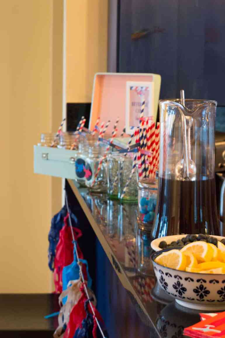 Baby BOYage Beverage Bar