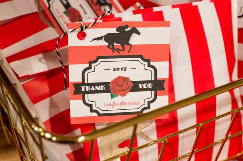Kentucky Derby Party Favor