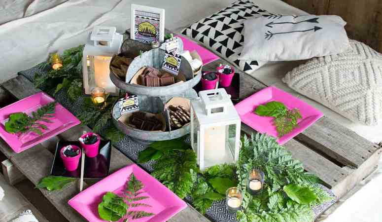 Girls Gone Glamping: Enjoy the Outdoors in Style