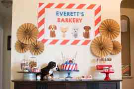 Puppy Party by Elva M Design Studio