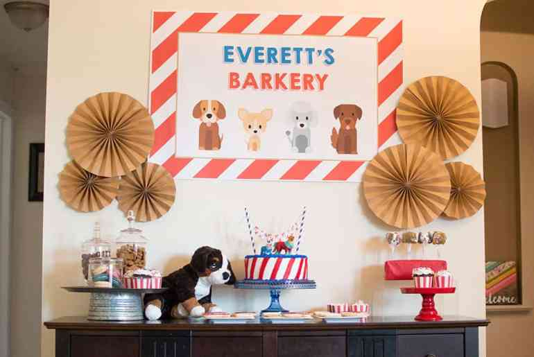 Woof, It's Time to Pawty: Puppy Party