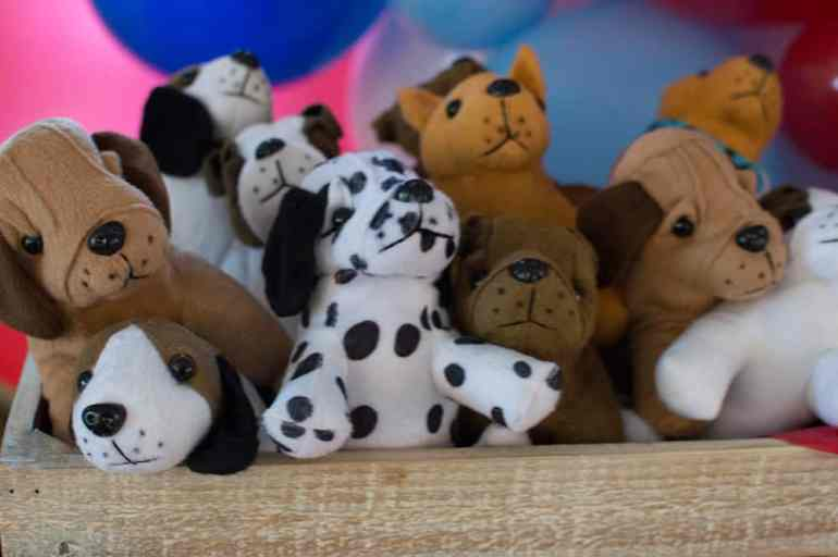 Puppies from Oriental Trading