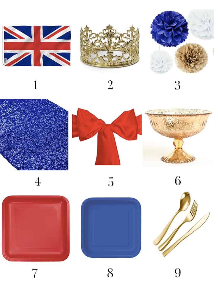 Royal Wedding Decoration Ideas from Elva M Design Studio.