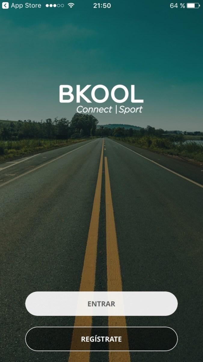 app bkool el velodromo