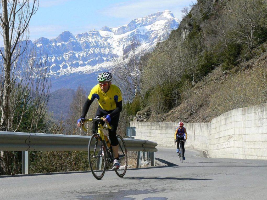 Quebrantahuesos carrera ciclista