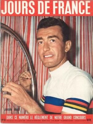 Louison Bobet El velodromo
