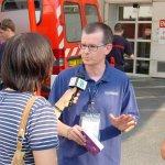 Mis veintiocho Tours como periodista