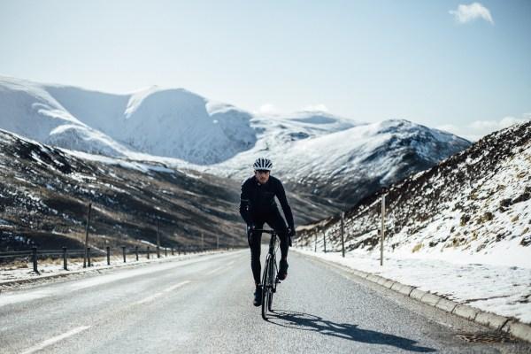 Ropa ciclista Endura SL Winter walter hamilton