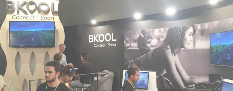 Bkool Unibike madrid 2017 smart Air